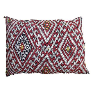 Moroccan Sham with Berber Pattern