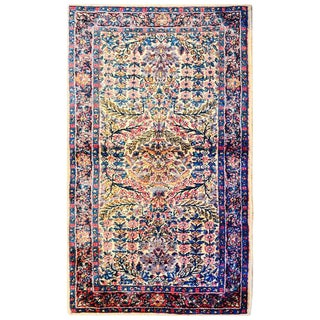 Early 20th Century Kirman Rug - 2′ × 4′