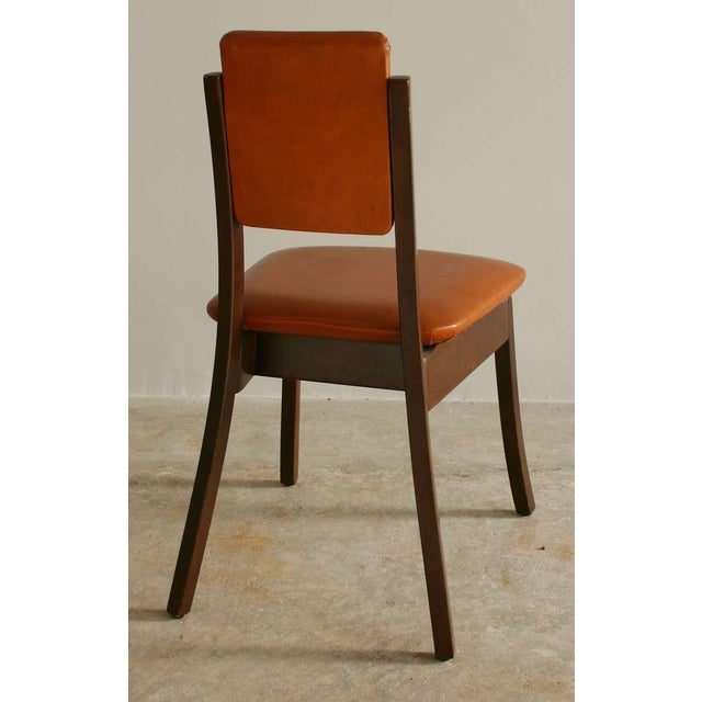 Angelo Mangiarotti Set of 6 Dining Chairs - Image 2 of 3