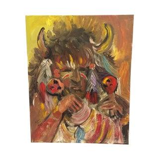 """Medicine Man"" by Anna Sandhu Ray"