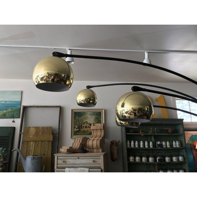 Image of Mid Century Modern Arc Lamp
