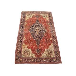 Over-Sized Fereghan Sarouk Carpet