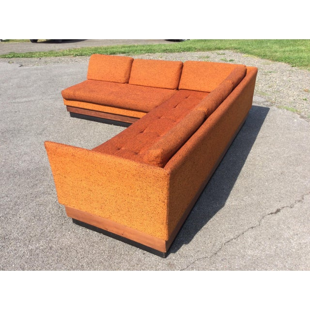 Adrian Pearsall Sectional Sofa Craft Associates - Image 9 of 11