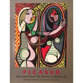 """Picasso: Masterworks From the Museum of Modern Art"" Art Book"