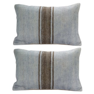 Jinka Ethiopian Ari Batik Pillows - A Pair