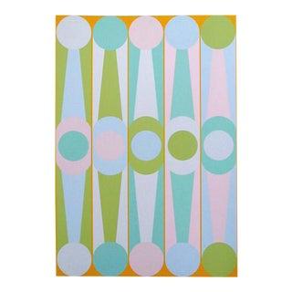 1969 Arthur Boden Backgammon Print