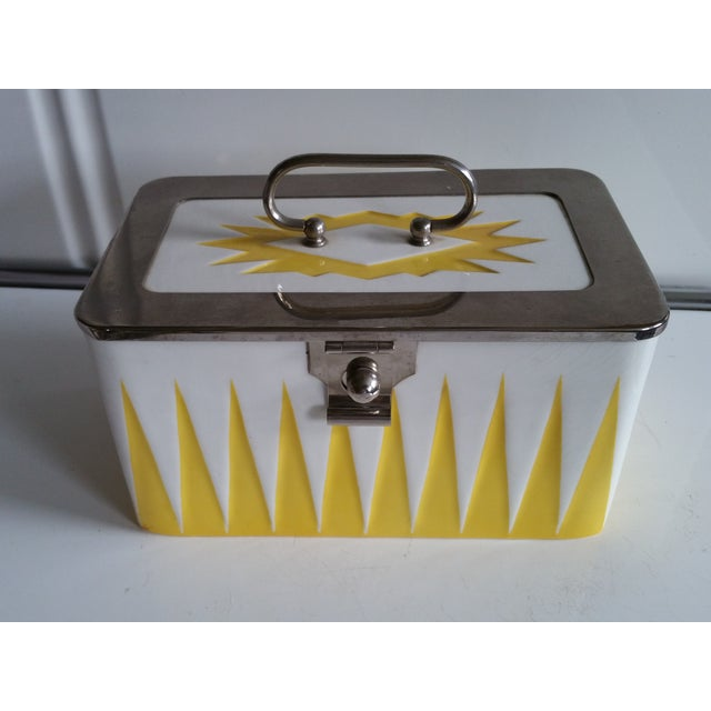 Art Deco Ceramic Box - Image 2 of 6