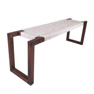 Peg Woodworking Fireside Bench