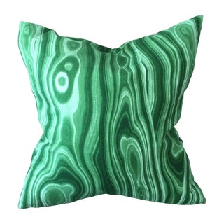 Emerald Green Pillow - 3 Available
