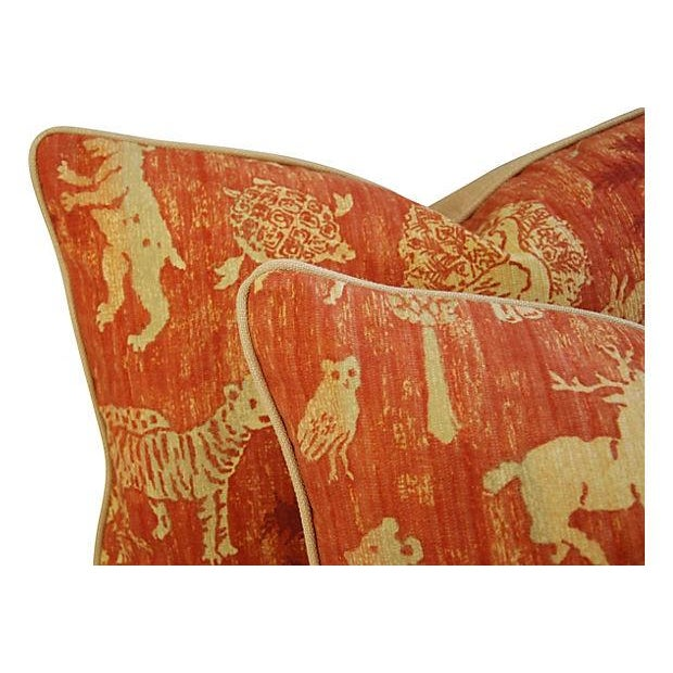 Travers Old World Byzantine Pillows - A Pair - Image 5 of 7