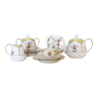 Noritake Child's Tea Set - 17 Pieces