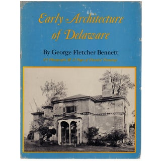 Early Architecture of Delaware Book