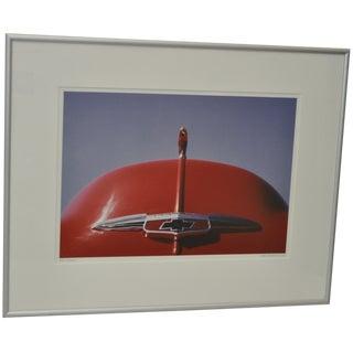 "Gary San Pietro ""Cruisin"" Chevy Photograph 1982"