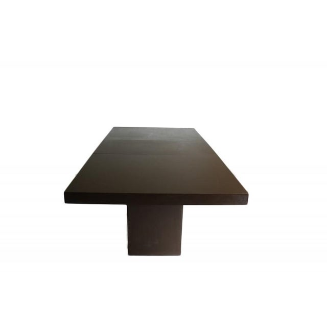 Mid-Century Modern Dining Table - Image 1 of 7