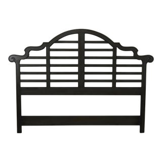 Drexel Heritage Country Diary Painted Queen Size Headboard
