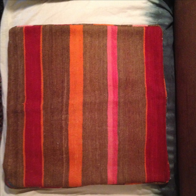 Sheherazade New York Wool Pillow Cases - A Pair - Image 2 of 8