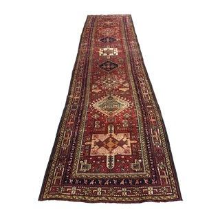 Karajeh Persian Rug - 3′5″ × 13′10″