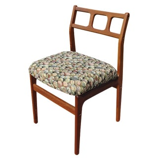 Vintage Danish Modern Teak Dovetailed Chair