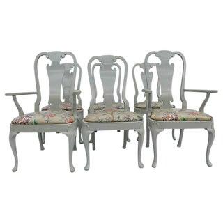 Coastal Living Henredon Dining Chairs - S/6