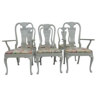 Coastal Living Henredon Dining Chairs - S/6