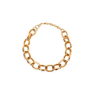 Monet Chain Link Necklace