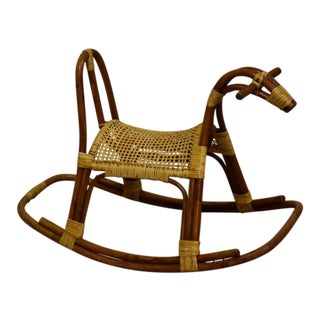 Swedish MCM Rocking Horse