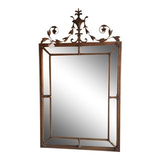Antique Regency Style Gilded Mirror