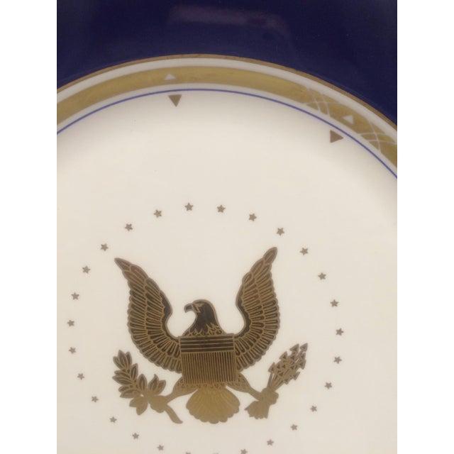 Vintage Americana Homer Laughlin Eagle Plate - Image 3 of 5