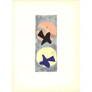 Georges Braque-Untitled-1959 Lithograph