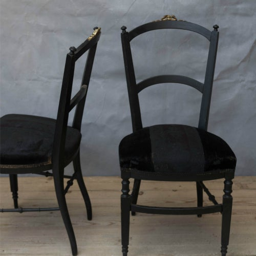 Vintage French Dining Chair - Image 4 of 10