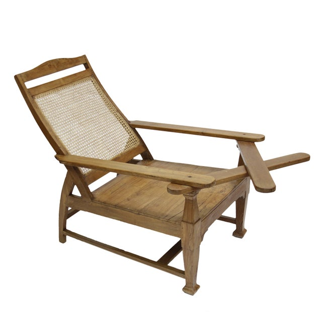 Image of Southern Indian Plantation Chair