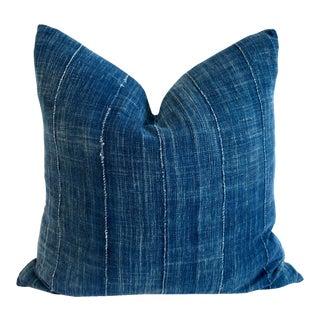 Vintage Mossi Textile & Linen Pillow