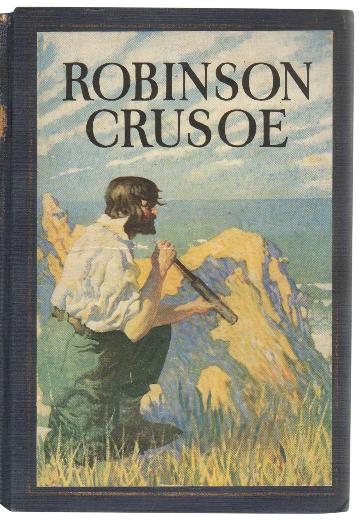 the moral aspects in robinson crusoe The allegory of robinson crusoe gives us better economic history and better economic theory than many of the tales told by modern economics about the national and international division of labor economics tends to stay in the market place and worry about prices.