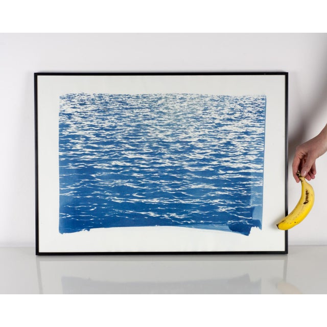 Image of Blue Ocean Waves