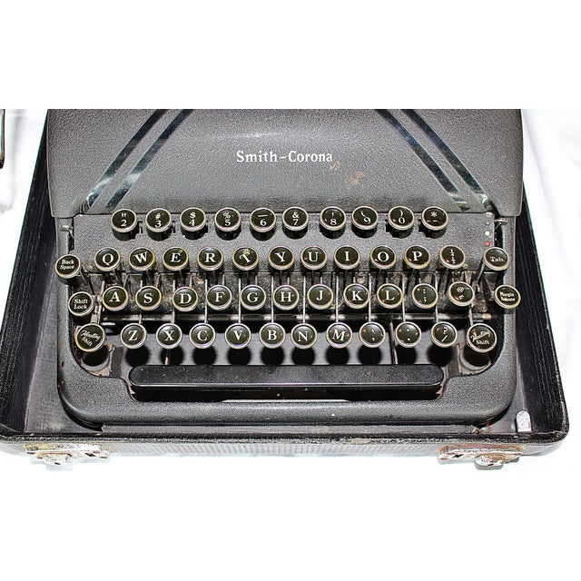 Smith-Corona Sterling Typewriter - Image 5 of 10