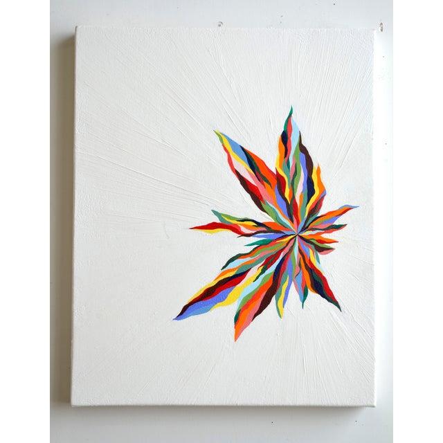 """Image of Original """"Luz Del Fuego"""" Painting"""