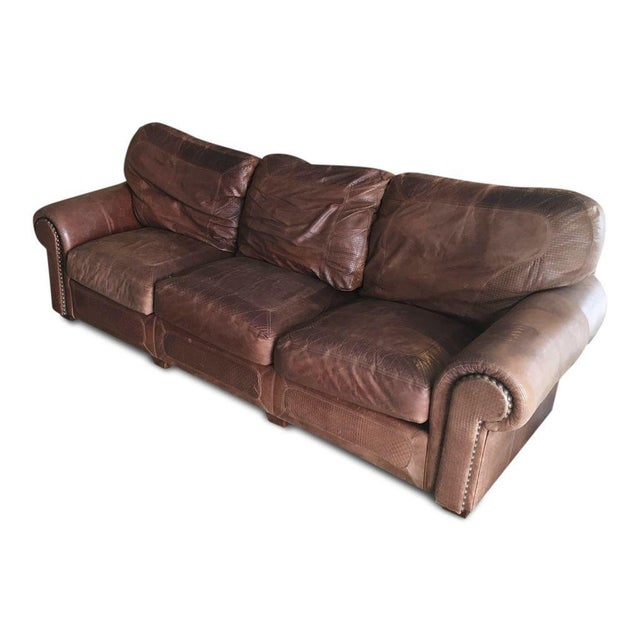 Stickley Leather Sofa Stickley Orchard Sofa Living In Leather