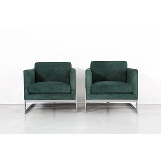 Set of Milo Baughman Chairs