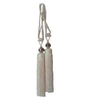 Moroccan Silk Tassels - Pair