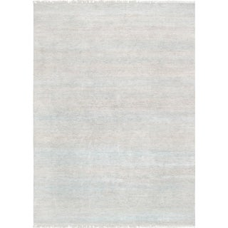"Pasargad Transitiona Silk & Wool Rug - 8' 9"" X 12' 2"""
