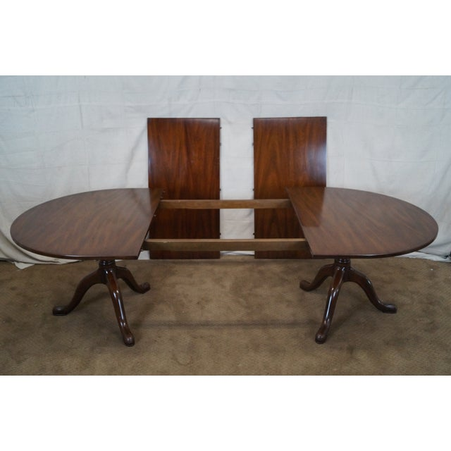 Kittinger Colonial Williamsburg Extension Table - Image 4 of 10