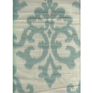 Kravet Reversible Odani Ikat in Seaglass - 4.25 Yards