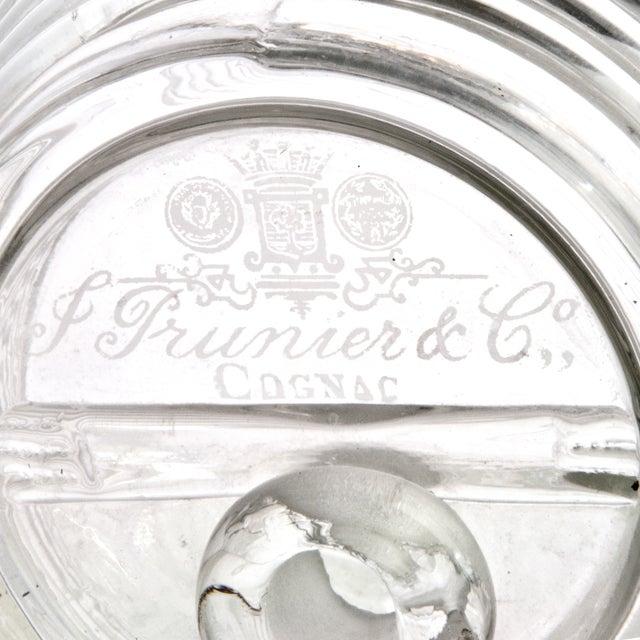 Image of Vintage French Glass Cognac Barrel