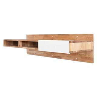 Brand new modern wall mounted desk