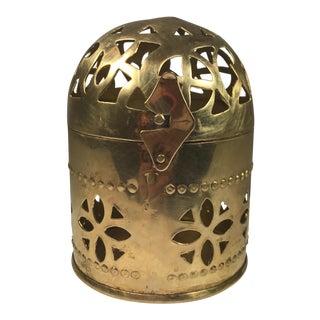 Indian Handmade Brass Box