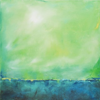"Original Painting ""Deep"" by Julia Contacessi"