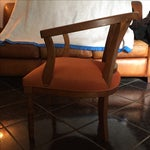 Image of 1960's Vintage Barrel Chairs - A Pair
