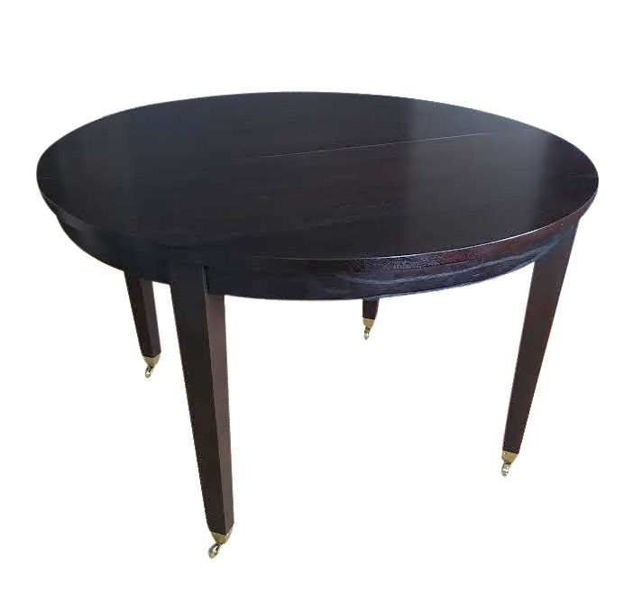 Classic Solid Oak Dining Table Chairish : bfa116fa dbe5 4e52 9828 fe953b9e6c17aspectfitampwidth640ampheight640 from www.chairish.com size 640 x 640 jpeg 20kB