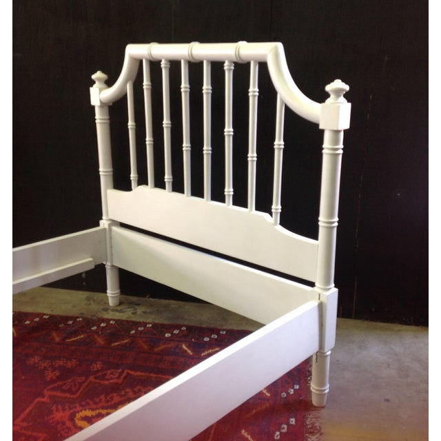 Faux Bamboo Daybed by Thomasville - Image 4 of 8