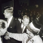 Image of Original Charles Harris JFK Supporters Photograph